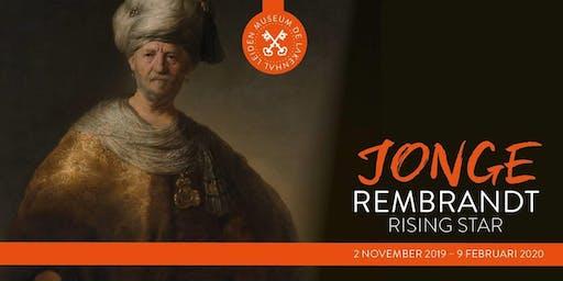 Familiedag | Jonge Rembrandt - Rising Star