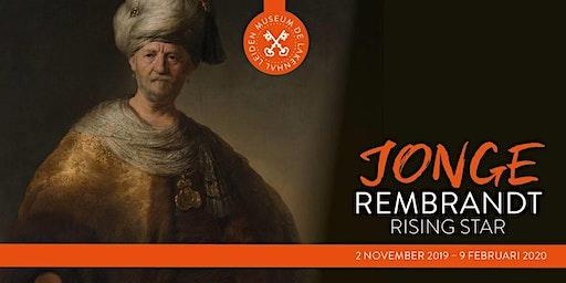 Familiedag   Jonge Rembrandt - Rising Star