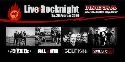 Live Rocknight im Indra