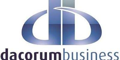 Dacorum Business Breakfast - October 2019 - Spaces, Hemel Hempstead