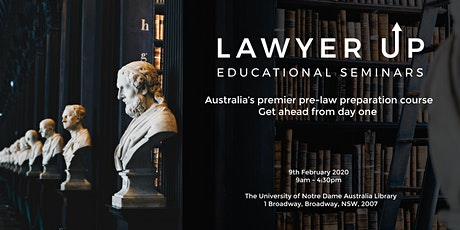 Law School Crash Course: Get ahead from day one tickets