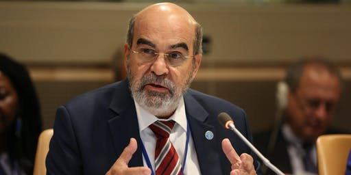 What is wrong with our food system? An evening with Prof Graziano da Silva