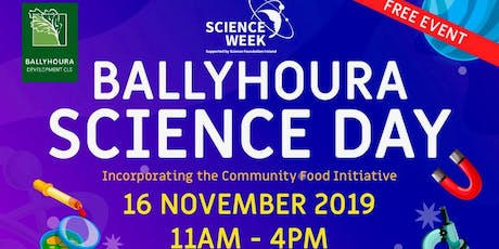 Ballyhoura Science Day tickets