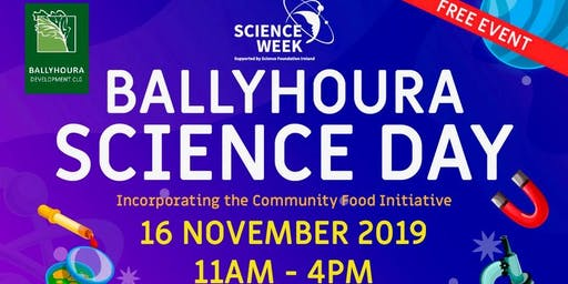 Ballyhoura Science Day