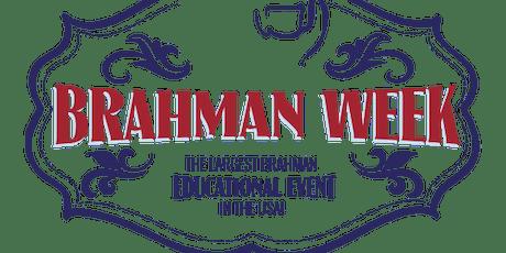 Brahman Days Workshop tickets