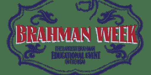Brahman Days Workshop