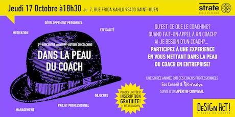 2ème Soirée Coaching - Dans la peau du coach billets