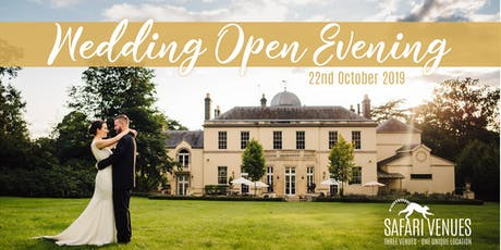 Wedding Open Evening tickets