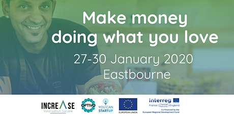 Eastbourne - Make money doing what you love tickets