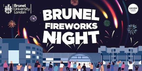 Brunel Fireworks Night 2019 tickets