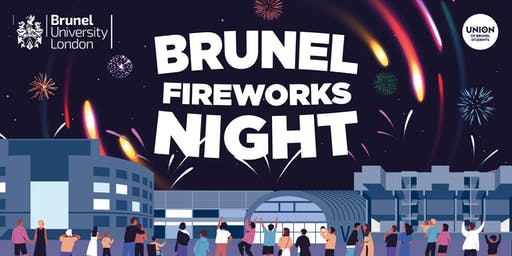 Brunel Fireworks Night 2019