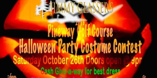 Jimmy Glasser's Costume Party