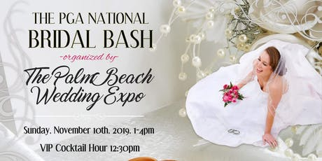 The PGA National Bridal Bash tickets