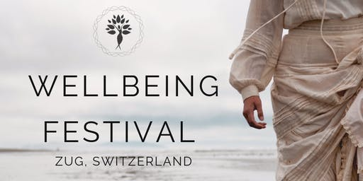 Wellbeing Festival Zug - Celebrating  Sensory Healing Experiences