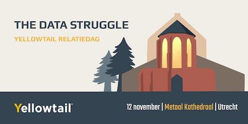 The Data Struggle | Relatiedag Yellowtail 2019