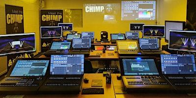 Chimp discovery event DE @HQ