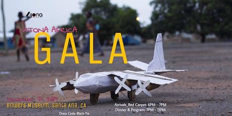 Vijona Africa Gala 2019 tickets