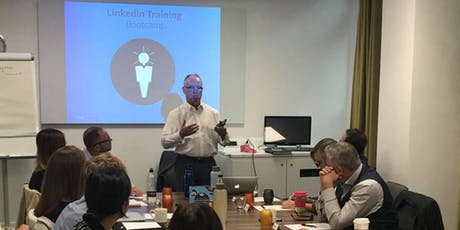 LinkedIn Training Bootcamp (Leeds) £125+ VAT (Early Bird Price) - Full Day tickets