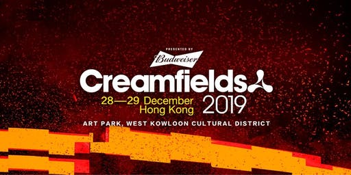 Creamfields Hong Kong 2019