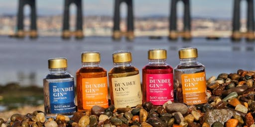 Dundee Gin - Tastings 12-4pm Saturday 14th December