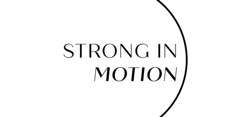 Strong In Motion tickets
