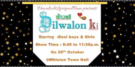 Diwali@Liverpool tickets