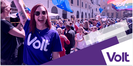 March for a united Europe with Volt UK! tickets