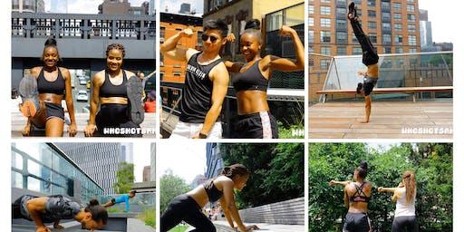 Yoga Bucket List Challenge - New York City (Free Entry)