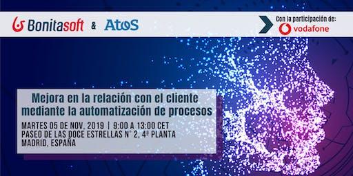 Mejora en la relación con el cliente mediante la automatización de procesos