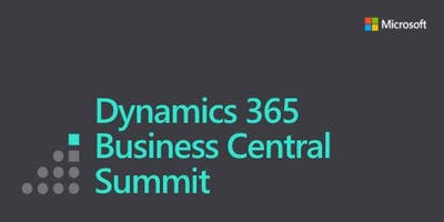 Microsoft Dynamics 365 Business Central Summit
