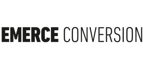 Emerce Conversion 2020 tickets