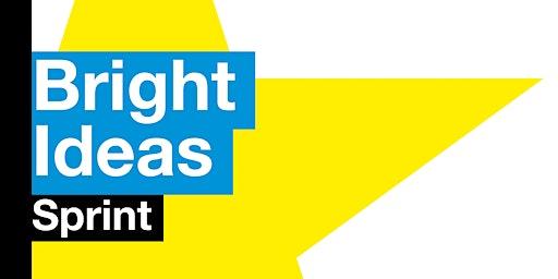 SPRINT Weekend (Bright Ideas stage 2)