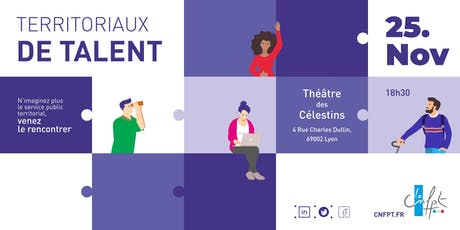 Territoriaux de Talent billets