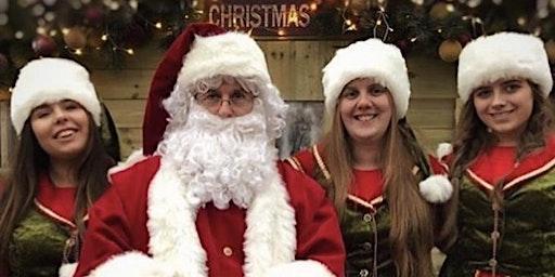 Visit Santa at Scallywags soft play at The Fort Shopping Park