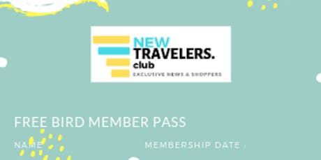 NEWTRAVELERS.CLUB |`Contemporary Guides  tickets