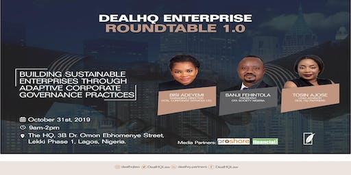 DEALHQ ENTERPRISE ROUNDTABLE 1.0