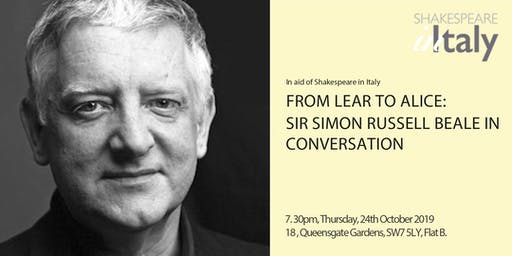 In Conversation with Simon Russell Beale