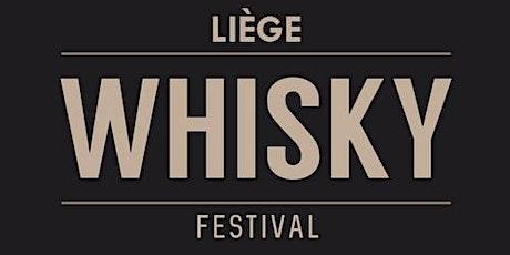 Liège Whisky Festival billets