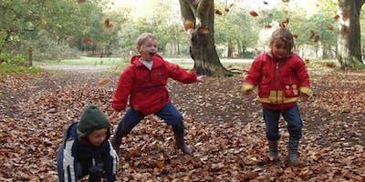 Woodland wonders - autumn activity trail