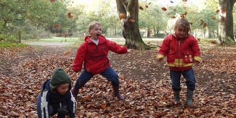 Woodland wonders - autumn activity trail tickets
