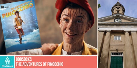 Oddsocks: The Adventures of Pinocchio tickets