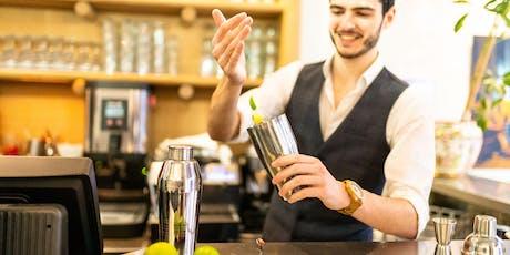 Formation au métier de barman - LYON billets