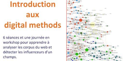 Analyse le web avec My Web Intelligence