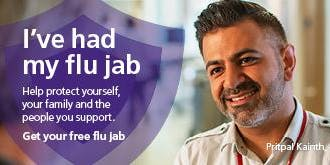 BCC flu vaccinations - 4 November PM