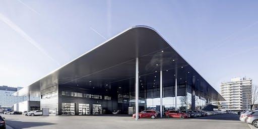Europas modernstes Mercedes-Benz Autohaus – die Niederlassung Darmstadt