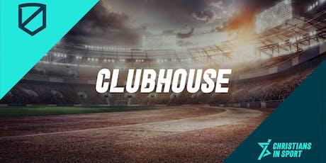 Clubhouse Edinburgh tickets