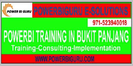 Microsoft Power BI  training in BUKIT PANJANG , Singapore tickets