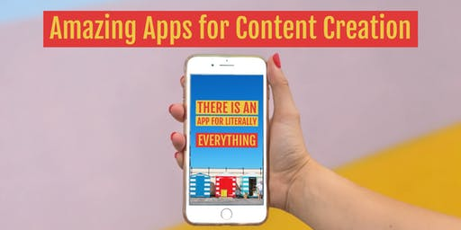 Amazing Apps for Content Creation