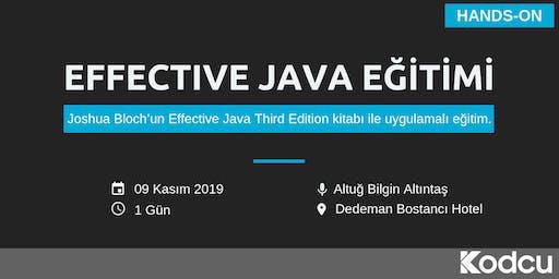 Effective Java Eğitimi