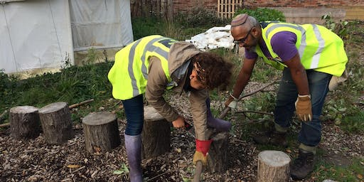 Mitzvah Day: Practical Conservation at Walthamstow Wetlands